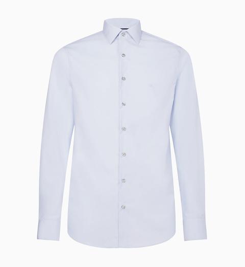 Camisa De Vestir Ajustada de Calvin Klein en 21 Buttons