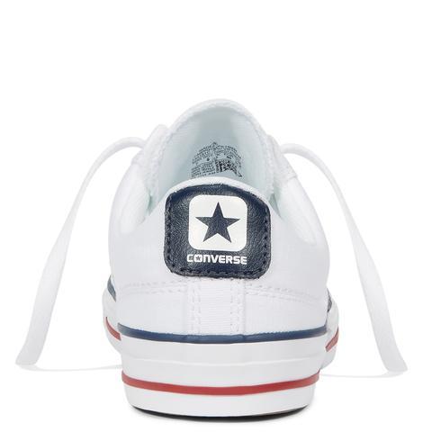 Converse Star Player White