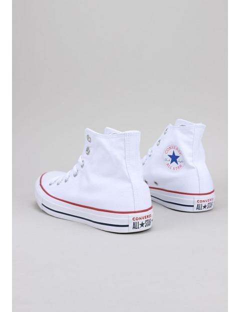 Chuck Taylor All Star - Hi Converse Blanco