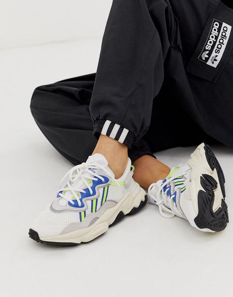 adidas ozweego blanche junior