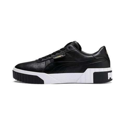 Zapatillas De Mujer Cali, Blanco/negro, Talla 35,5 | Puma Mujeres de Puma en 21 Buttons