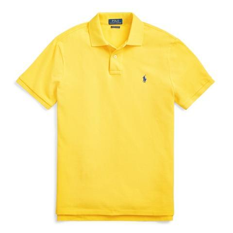 Polo De Piqué Slim Fit de Ralph Lauren en 21 Buttons