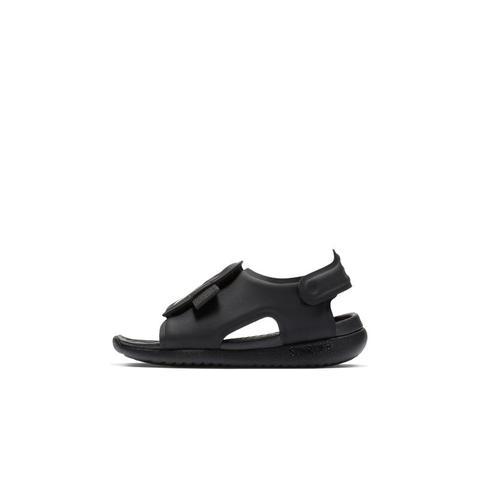 livraison gratuite 1a6b6 2d5ed Sandale Nike Sunray Adjust 5 Pour Bébé/petit Enfant - Noir from Nike on 21  Buttons
