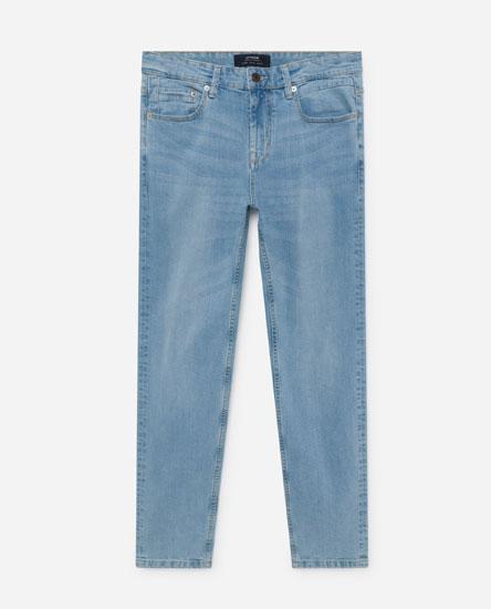 Jeans Comfort Slim de Lefties en 21 Buttons