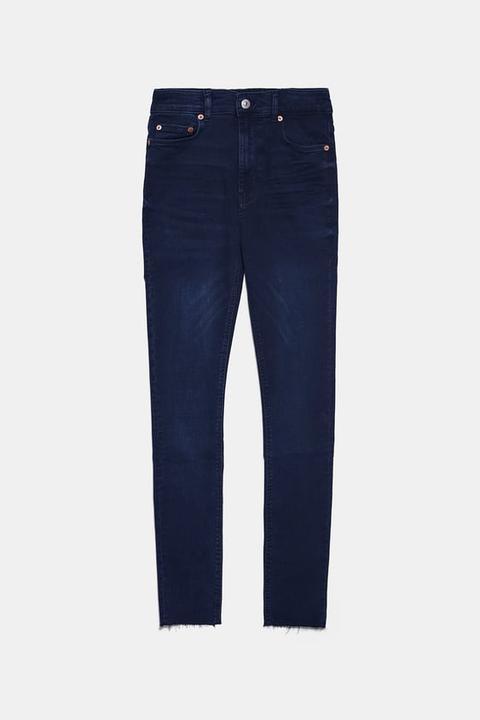Zw Premium Midnight Blue Skinny Jeans