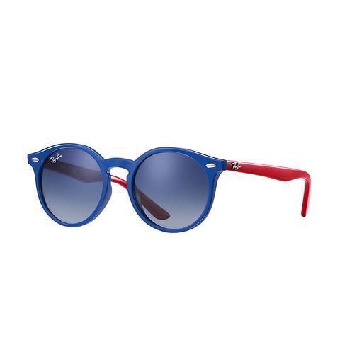 Rj9064s Unisex Sunglasses Lentes: Azul, Montura: Azul de Ray-Ban en 21 Buttons