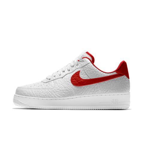 nowy styl sprzedaż obuwia szerokie odmiany Nike Air Force 1 Low Premium Id (chicago Bulls) from Nike on 21 Buttons