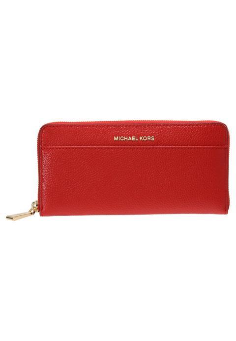 scarpe di separazione c4415 12db4 Michael Michael Kors Mercer Pocket Portafoglio Bright Red from Zalando on  21 Buttons