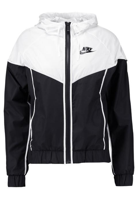 Nike Sportswear Chaqueta Fina Blackwhiteblack de Zalando en 21 Buttons