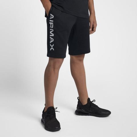 Nike Air Max Men's Shorts - Black from