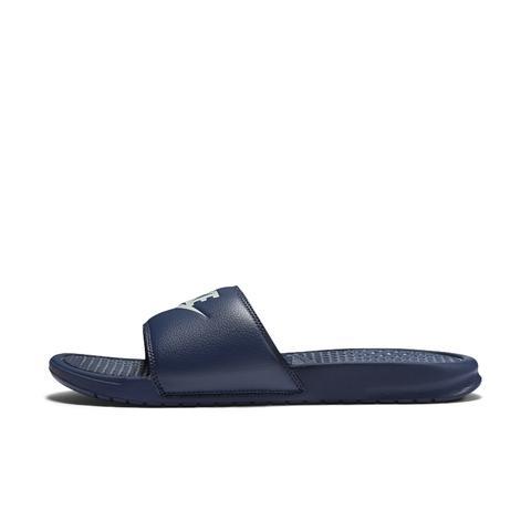 gran descuento para unos dias moda mejor valorada Nike Benassi Chanclas - Hombre from Nike on 21 Buttons