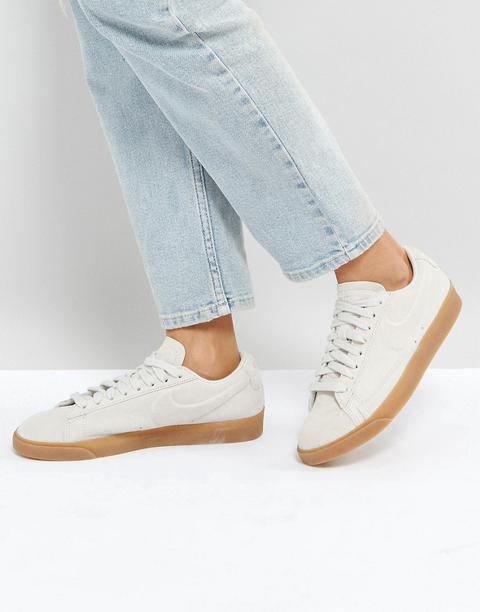 blazer scarpe nike basse