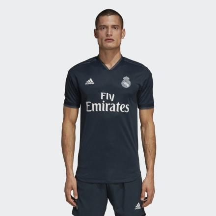 Camiseta Segunda Equipación Real Madrid de Adidas en 21 Buttons