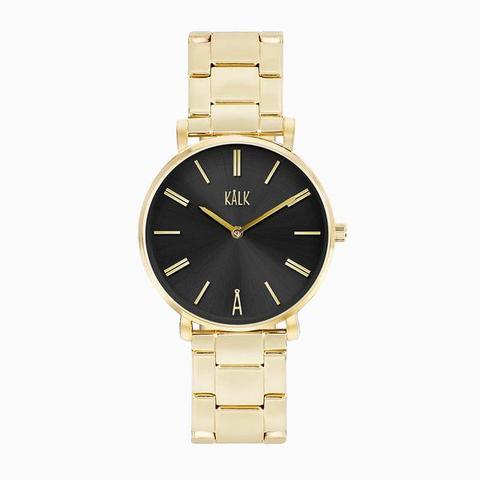 Reloj Classy Gold / Black de Kalk en 21 Buttons