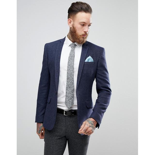 18a00fdd05 Asos Design Wedding - Pantaloni Da Abito Skinny In Twill Cammello - Beige  from ASOS on 21 Buttons