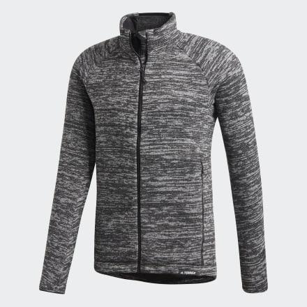Chaqueta Técnica Knit Fleece de Adidas en 21 Buttons