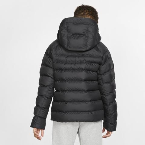 super popular new cheap online shop Nike Sportswear Synthetic Fill Jacke Für Ältere Kinder - Schwarz from Nike  on 21 Buttons