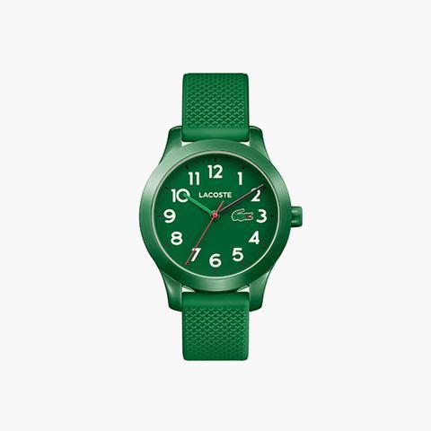 Reloj De Niño Lacoste 12.12 Con Correa De Silicona Verde de Lacoste en 21 Buttons