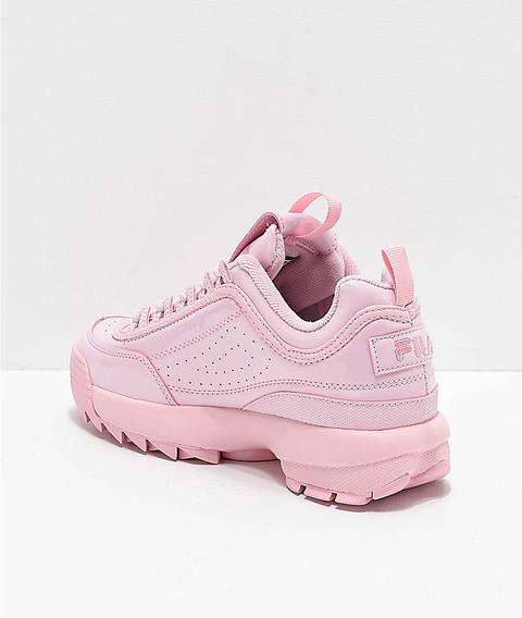 Fila Disruptor Ii Premium Light Pink