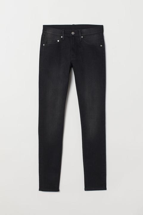 Super Skinny Jeans - Negro