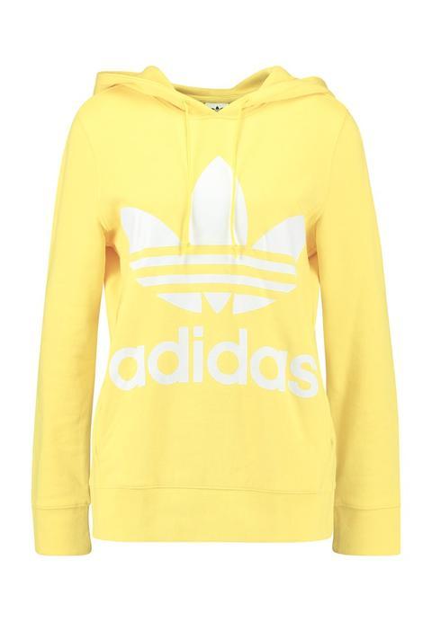 erityinen osa voittamaton x paremmin Adidas Originals Adicolor Trefoil Hoodie Jersey Con Capucha Intense Lemon  from Zalando on 21 Buttons