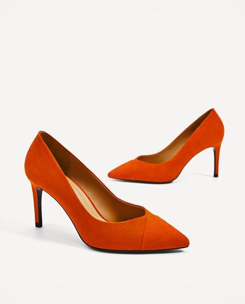 Zapato Tacón Medio