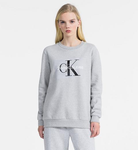 Sudadera Con Logo de Calvin Klein en 21 Buttons