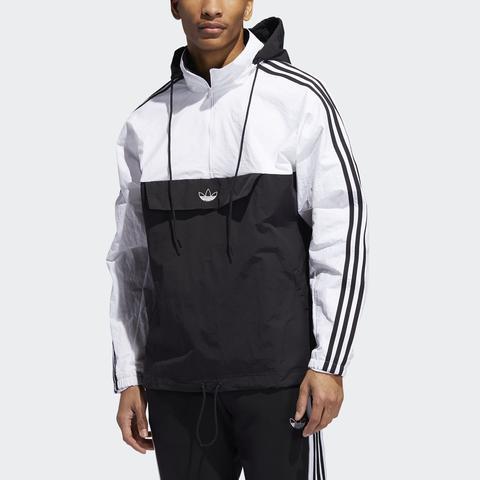 Están deprimidos compromiso para donar  Cortavientos Con Capucha Outline from Adidas on 21 Buttons