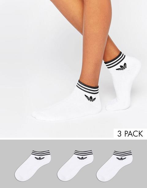 Calcetines Tobilleros Pack 3