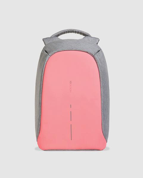 Xd Design - Mochila Antirrobo De Mujer Bobby Compact En Rosa Combinada Con Gris de El Corte Ingles en 21 Buttons