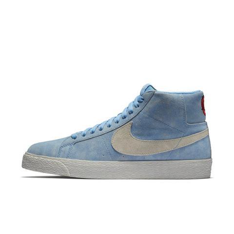 nike zapatillas hombres azul