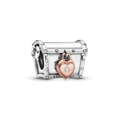 Charm En Plata De Primera Ley Y Pandora Rose Pandora Club 2019 de Pandora en 21 Buttons