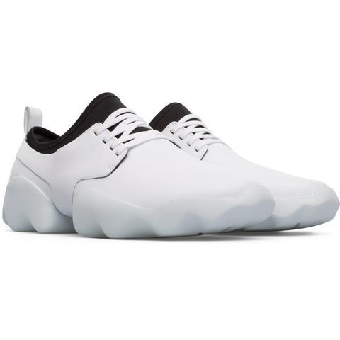 camper dub, sneakers hombre, blanco , talla 46 (eu), k100041 023
