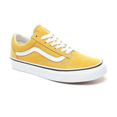 Vans Old Skool Shoes (yolk Yellow
