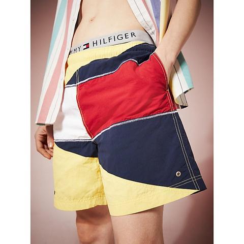 Costume Shorts Tommy Jeans Summer Heritage de Tommy Hilfiger en 21 Buttons