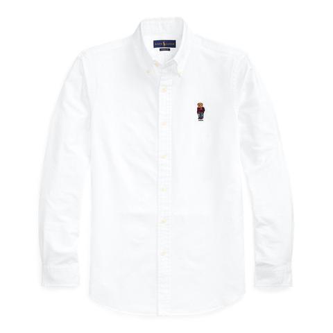 Camisa Oxford Classic Fit Con Polo Bear de Ralph Lauren en 21 Buttons