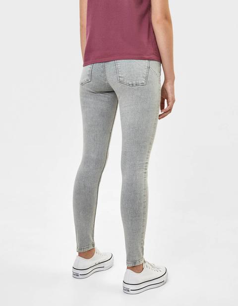 Jeans Push Up 5 Bolsillos