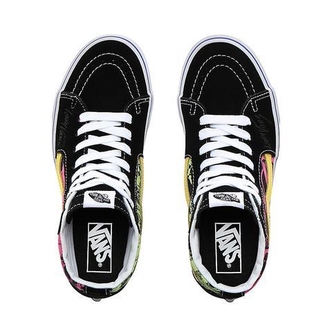 Vans Zapatillas Vans Sk8-hi Para Mujer ((lady Vans) Azalea Pink/true White) Mujer Rosa