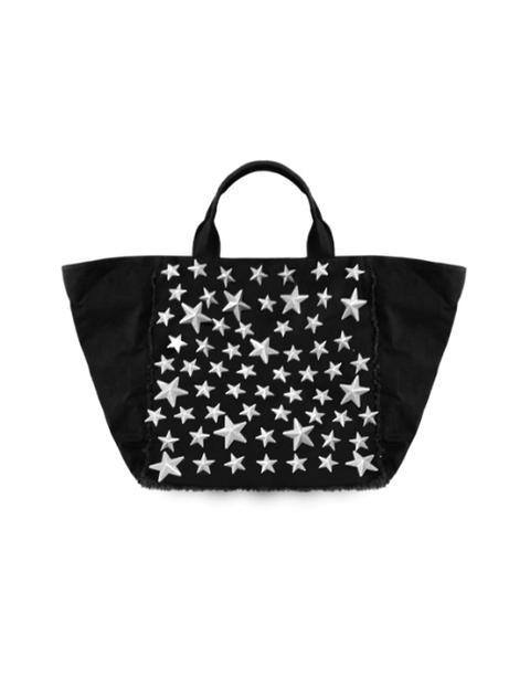 Shopping In Denim E Borchie de Mia Bag en 21 Buttons