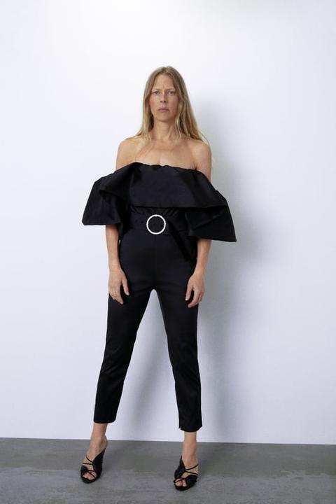 Mono Volante Cinturón de Zara en 21 Buttons