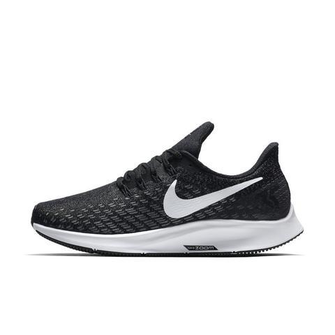 Nike Air Zoom Pegasus 35 Zapatillas De Running - Mujer - Negro de Nike en 21 Buttons