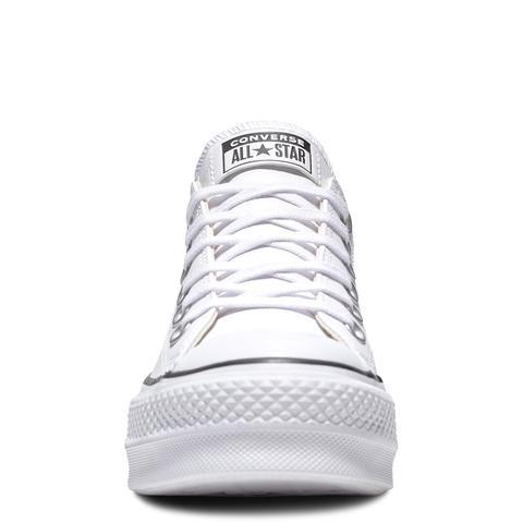 converse blancas clean