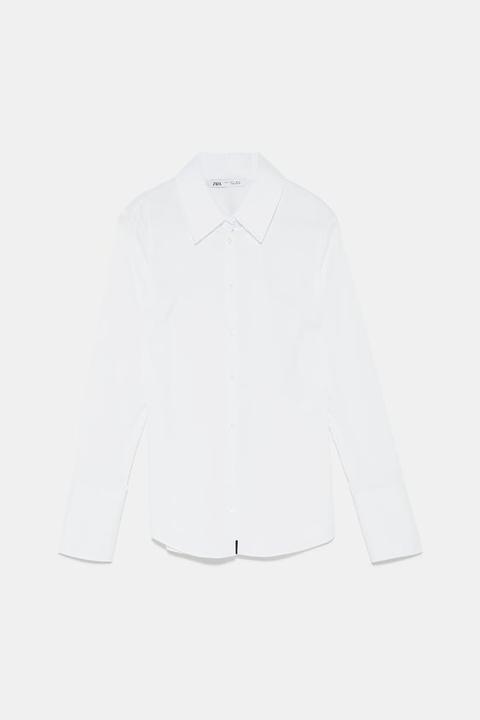 Camisa Básica Popelín