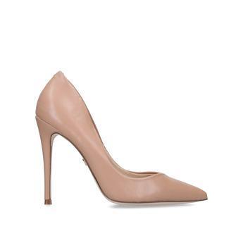 9716bdd8b4d Kg Kurt Geiger Faun2 - Nude Block Heel Sandals from Kurt Geiger on ...