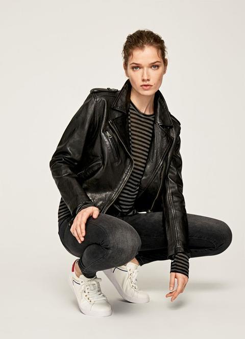 Lola Super Skinny Fit Mid Waist Jeans de Pepe Jeans en 21 Buttons
