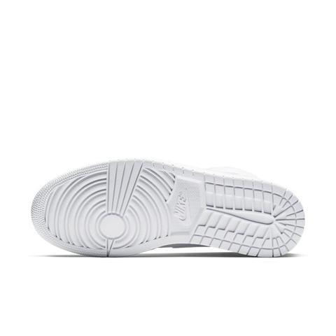 Air Jordan 1 Mid Zapatillas - Blanco