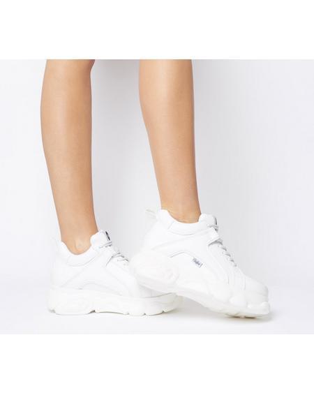 Buffalo Corin Low Sneaker White