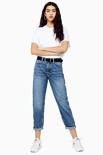 Mittelblaue Hayden Jeans - Stone Medium