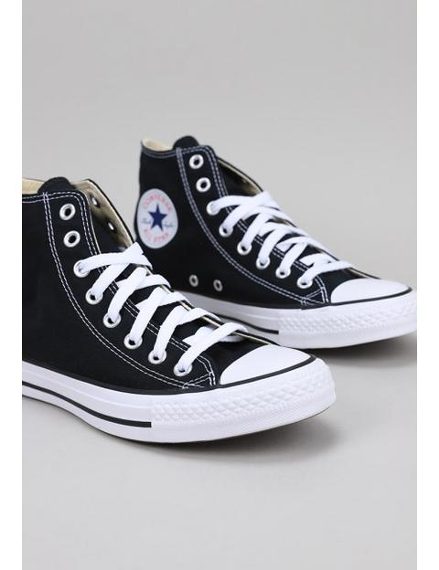 Chuck Taylor All Star - Hi Converse Negro