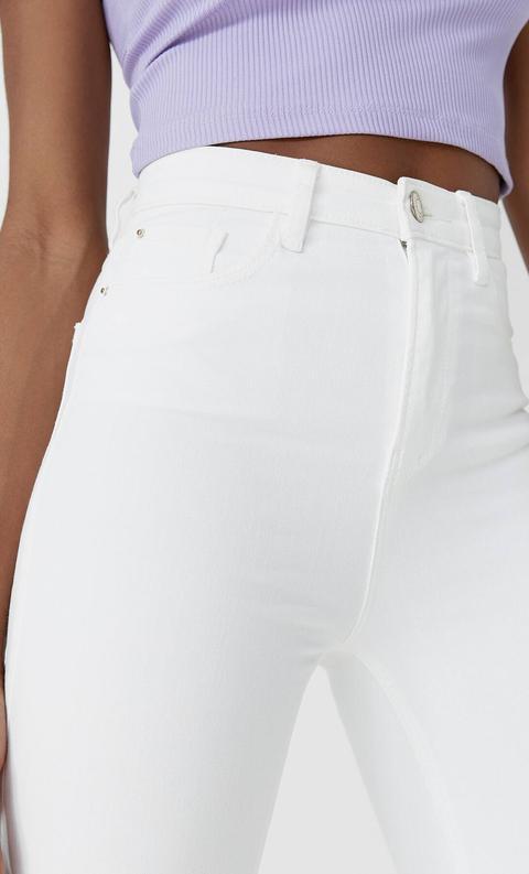 Pantalón Crop Flare